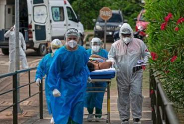 Morte de profissionais de saúde cresce quase 25% no país em 2020 | Tarso Sarraf | AFP