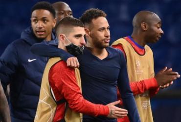 PSG e Chelsea são derrotados, mas avançam às semifinais | Franck Fife | AFP