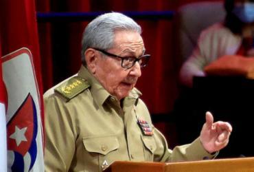 Raúl Castro se despede e propõe diálogo 'respeitoso' com EUA | Ariel Ley Royero | ACN | AFP