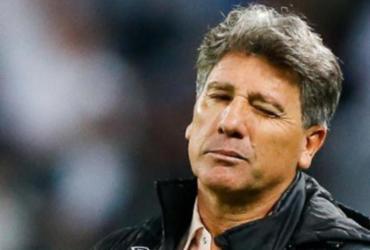 Após eliminação, Renato Gaúcho deixa o Grêmio | Reprodução