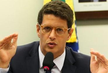 MP pede ao TCU que o ministro Ricardo Salles seja afastado do cargo |