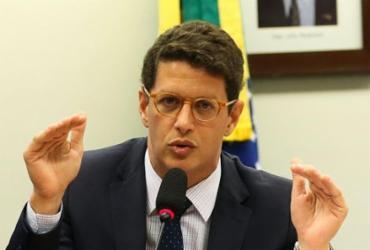 Salles rebate Anitta por postagem pedindo saída do ministro | José Cruz | Agência Brasil