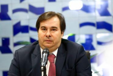 Maia entra com pedido de desfiliação do DEM e alega 'desalinhamento político' com o partido | Marcelo Camargo | Agência Brasil