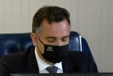 Presidente do Senado oficializa CPI da Covid | Reprodução | YouTube