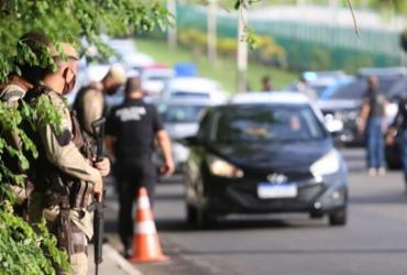 Roubos de veículos têm queda de mais de 20% no mês de abril em Salvador | Alberto Maraux | SSP-BA