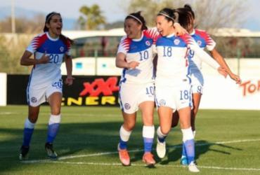 Chile e China se classificam e completam torneio olímpico feminino de futebol |