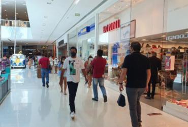 Centro de compras baiano reabre com expectativas positivas