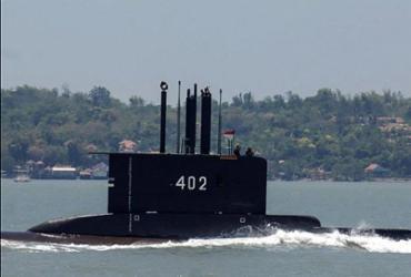 Submarino com 53 pessoas a bordo desaparece na Indonésia | Handout | AFP