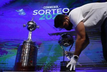 Bahia tem data de estreia na Sul-Americana definida; veja | Nathalia Aguilar | AFP