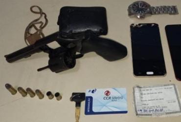 Suspeito de assaltos é morto após confronto com a PM em Salvador | Divulgação | SSP