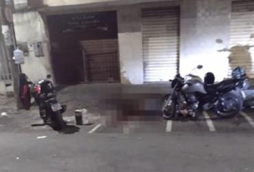 Três pessoas são assassinadas em menos de meia hora | Reprodução | Cidadão Repórter | WhatsApp