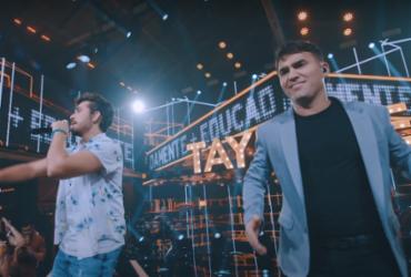 Tayrone lança clipe com participação de Gustavo Mioto
