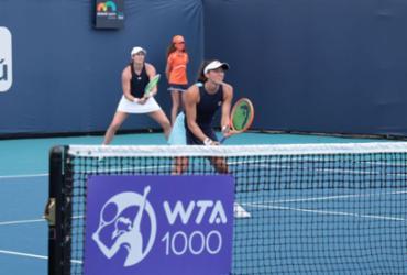 Duplas de Stefani e Demoliner caem na estreia de torneios na Europa |