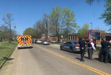 Tiroteio deixa uma pessoa morta e feridos em escola de Knoxville, no Tennessee | Divulgação | Polícia de Knoxville