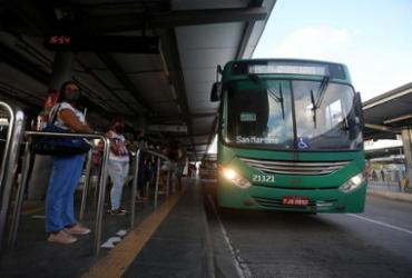 Toque de recolher altera horário de circulação do transporte coletivo em Salvador | Felipe Iruatã | Ag A TARDE