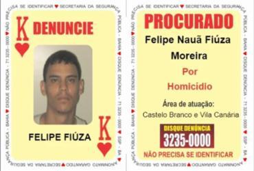 Suspeito de triplo homicídio em Jaguaribe é morto após confronto com a polícia | Divulgação | SSP-BA