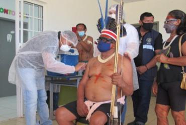 72% dos povos indígenas foram imunizados com segunda dose da vacina |