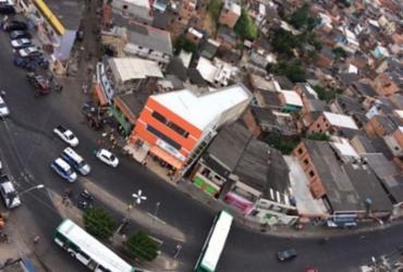 Vítima morre atropelada no bairro de São Marcos | SSP-BA | Divulgação