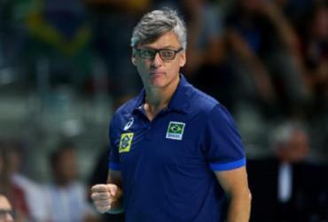 Com Covid-19, técnico da Seleção de vôlei, Renan Dal Zotto é internado no Rio de Janeiro | Reprodução