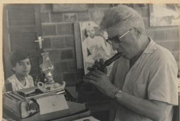 Artistas se unem em homenagem ao pesquisador e músico Walter Smetak   Divulgação