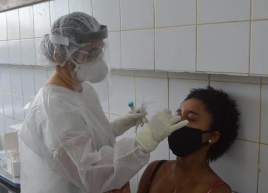 Bahia tem 71 mortes e 3.433 contaminações pela Covid-19 em 24h | Josenildo Almeida | GOV-BA