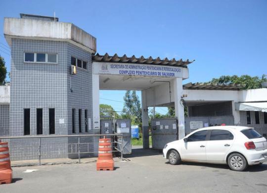 Bahia conta com três estruturas para atendimento de presos com Covid-19 | Alex Oliveira / Ag. A TARDE