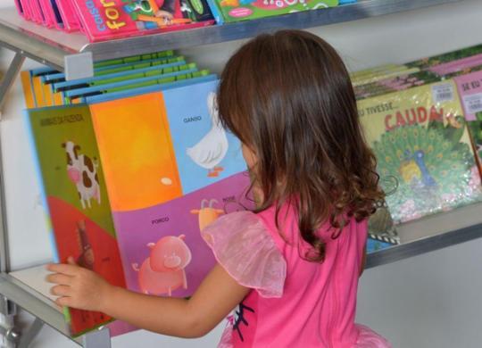 Dia Nacional do Livro Infantil: leitura deve ser estimulada desde cedo   Wilson Dias   Agência Brasil