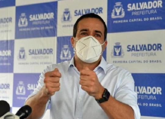 Trabalhadores da educação serão vacinados a partir desta quarta em Salvador   Divulgação