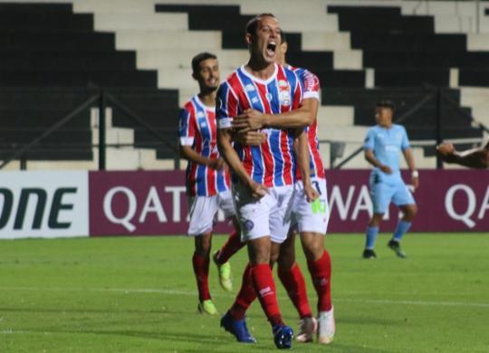 Bahia empata com o Montevideo City Torque em estreia no Uruguai | Rafael Machaddo | EC Bahia