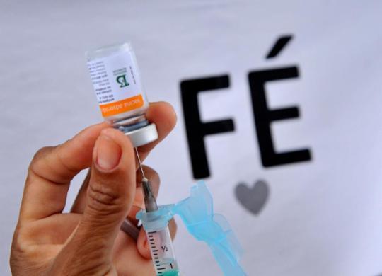 Vacinação de idosos com 61 anos em Salvador ocorre neste fim de semana | Felipe Iruatã | Ag A TARDE