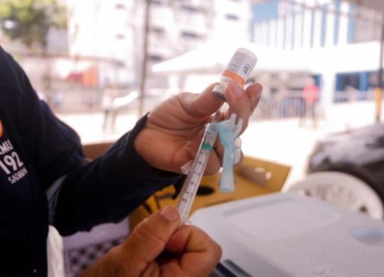 População de rua de Salvador será vacinada contra a Covid-19 na próxima semana   Olga Leiria   Ag. A TARDE