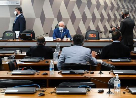 Contrato bilionário da Covaxin será o centro das atenções, afirmam senadores | Agência Senado