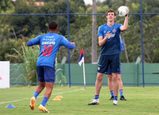 No Uruguai, Bahia estreia contra o Montevideo City Torque | Felipe Oliveira | EC Bahia