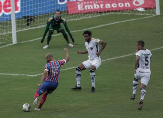 Bahia vira contra ABC e enfrenta CRB nas quartas do Nordestão | Uendel Galter | Ag. A TARDE