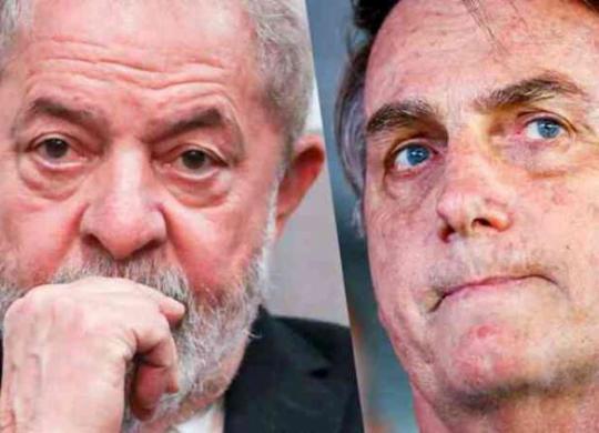 Em entrevista, Lula diz que pode ser candidato contra o 'genocida'   Agência Brasil I Reprodução