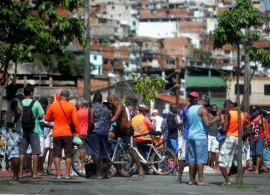 Ouvidoria atua para inibir a proliferação do vírus | Felipe Iruatã | Ag A TARDE | 7.6.2020