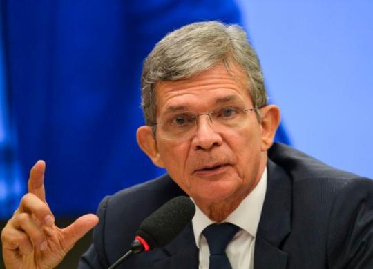 General Silva e Luna é confirmado no comando da Petrobras   Marcelo Camargo   Agência Brasil