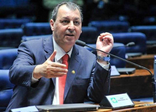 Planalto articula para que o senador Omar Aziz presida CPI da Covid | Geraldo Magela/Agencia Senado