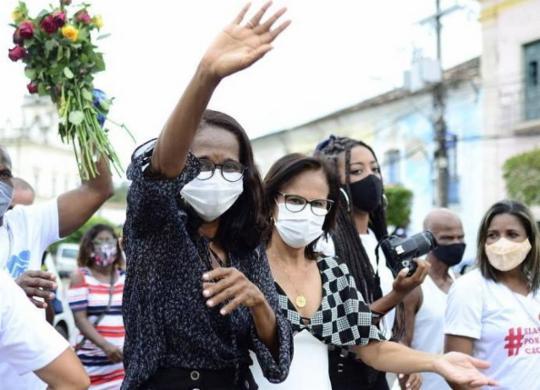 União dos Municípios da Bahia repudia ameaças à prefeita de Cachoeira   Divulgação