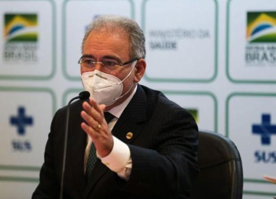 Queiroga se torna vice-presidente de academia que condena cloroquina | Marcello Casal Jr. | Agência Brasil