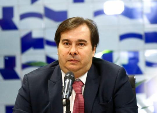 Maia entra com pedido de desfiliação do DEM e alega 'desalinhamento' com o partido | Marcelo Camargo | Agência Brasil