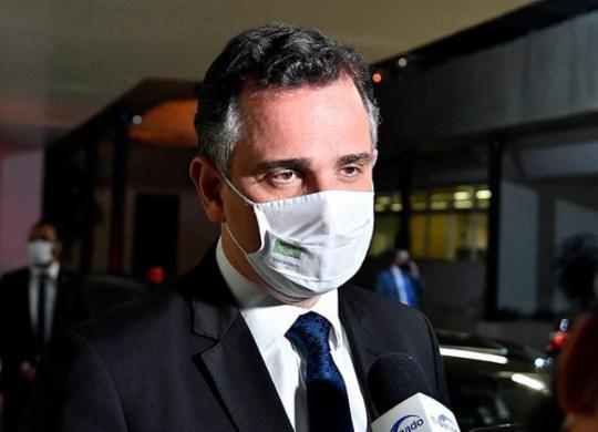 Rodrigo Pacheco avisa que não irá pautar impeachment de ministros do STF | Waldemir Barreto | Agência Senado