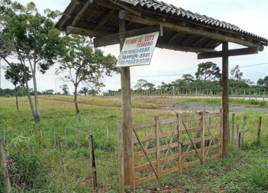 Cadastro de imóvel rural agora é feito digitalmente | Fábio Bittencourt | Ag. A TARDE