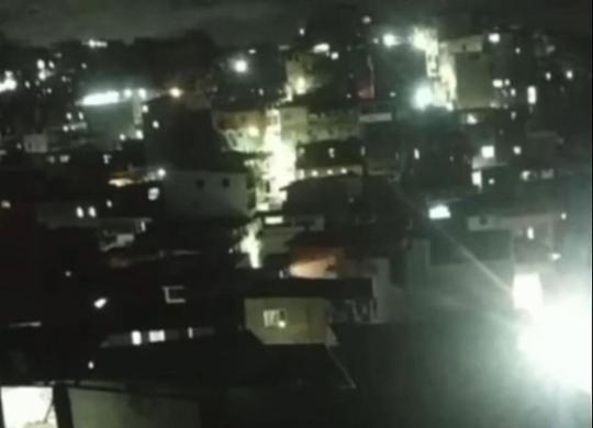 Tiroteio em Pernambués deixa dois mortos e seis feridos | Reprodução | Redes Sociais