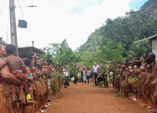 Justiça baiana contraria decisão do STF e determina reintegração de posse de área indígena | Divulgação | Conselho Nacional dos Direitos Humanos