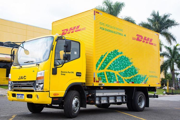 Veículos comerciais elétricos, a solução nas entregas das cidades