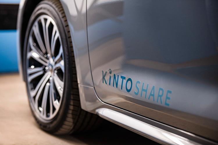 Kinto: Toyota e Lexus por horas ou dias