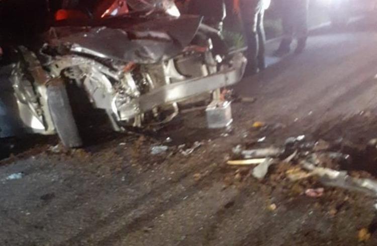Causa do acidente ainda é desconhecida | Foto: Reprodução | Redes Sociais - Foto: Reprodução | Redes Sociais
