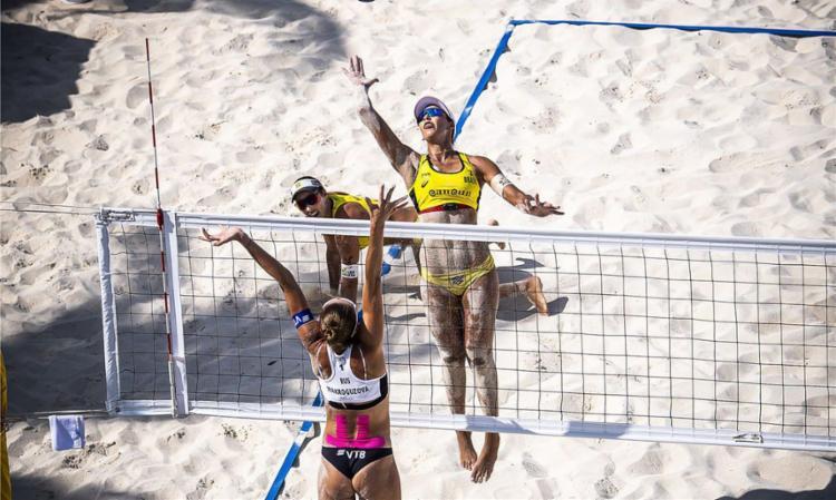 Título é o segundo consecutivo do Brasil em etapas do circuito mundial | Foto: Divulgação | FIVB - Foto: Divulgação | FIVB