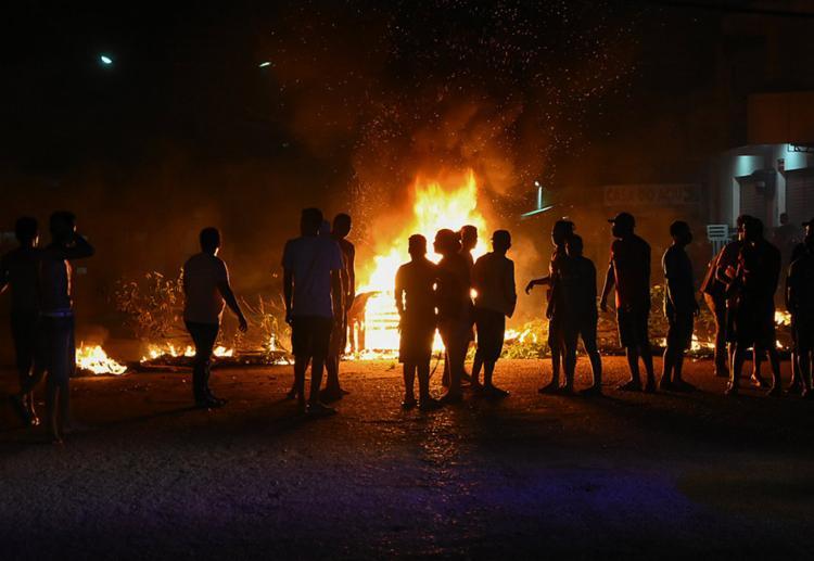 O evento gerou a interrupção de energia em todas as cidades do estado | Foto: Amazônia Real | Divulgação - Foto: Amazônia Real | Divulgação